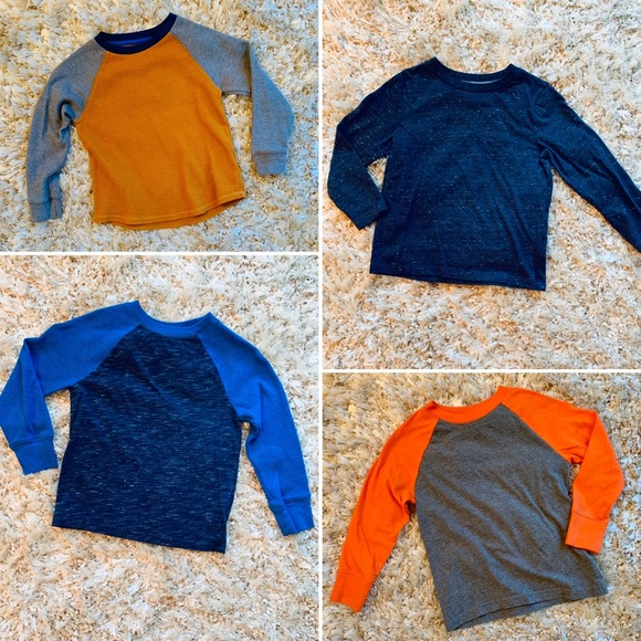 Other - Boys XS long sleeve t-shirts.